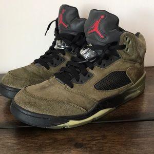 Jordan 5 Retro Fear Pack